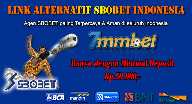 Link Alternatif Sbobet Indonesia